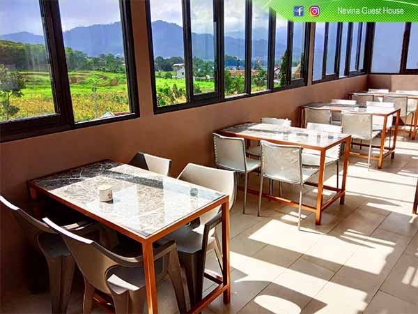 Cafe Nevina Guest House