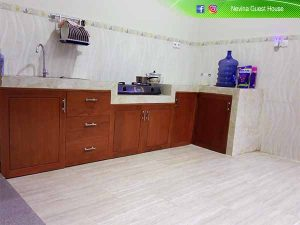 Kitchen Set Dapur Nevina Guest House