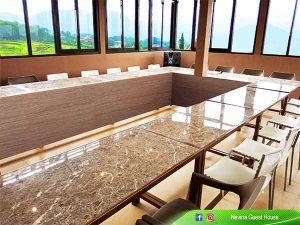Meeting Room Nevina Guest House Batu Malang